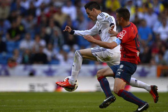 El Madrid se llevó la victoria con la verticalidad y efectividad que ha...