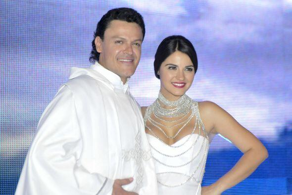 "Maite interpreta a ""Renata Landeros""."