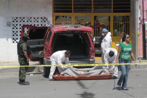 La disputa dejó más de 1,900 muertos desde febrero de 2010.