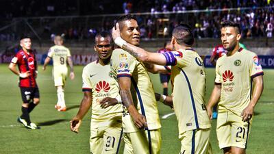 Walter Ferreti 1-3 América: Las Águilas se imponen en Nicaragua y se afi...