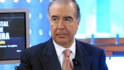 Bernardo Sepúlveda-Amor, fue elegidocomo vicepresidentede la Corte Int...