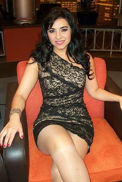 La cantante Graciela Beltrán cuenta un episodio misterioso que vivió.