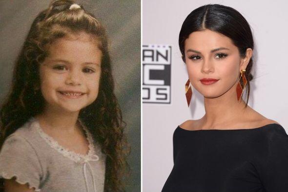 Aunque hace poco dejó atrás la infancia, Selena Gomez era súper tierna d...