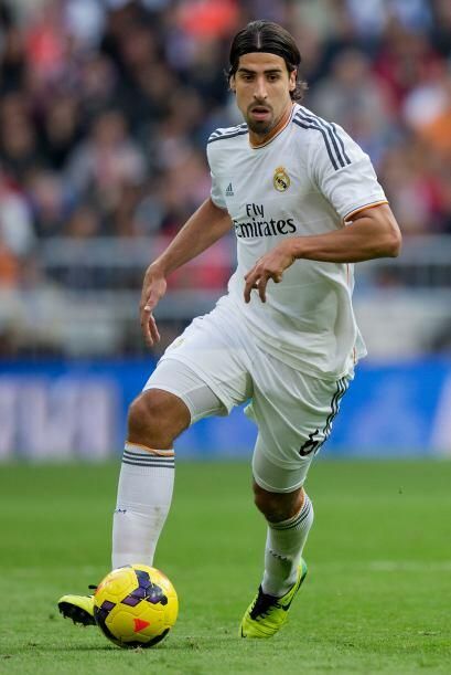 El alemán Sami Khedira es objeto del deseo de varios clubes de la...