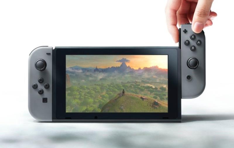La nueva consola de Nintendo permite jugar con ella en el televisor y de...