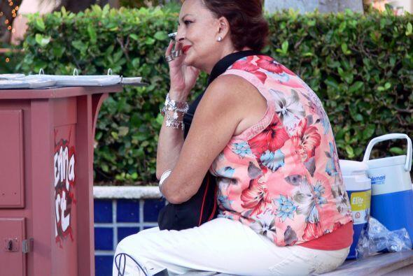 A finales de 2014 se separó de su esposo, Alejandro Carrillo, tras 37 añ...