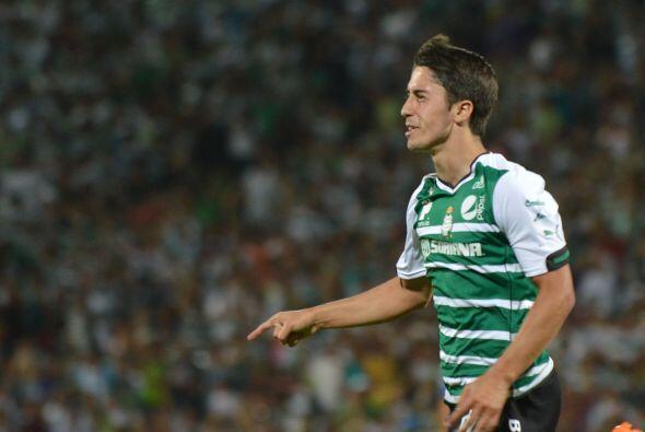 Javier Abella (6): El lateral de los Guerreros se adueño de la parte izq...