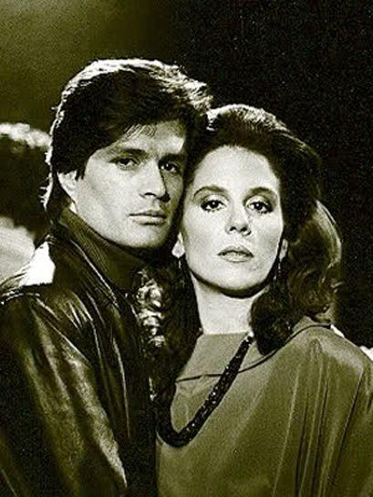 Estelarizó la telenovela junto a Alejandro Camacho y Eduardo Palomo.
