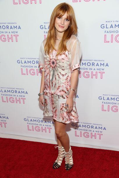 Bella Thorne sin duda es una de las famosas que siempre acierta con sus...