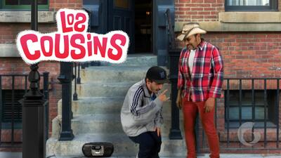 Clases de baile callejero con 'Los Cousins'