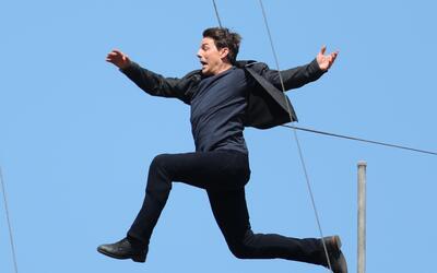 Tom Cruise se fracturó un tobillo, confirmó Paramount Pict...