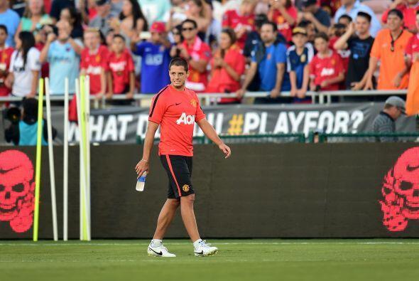 El técnico holandés desechó a jugadores que dieron resultados en el pasa...