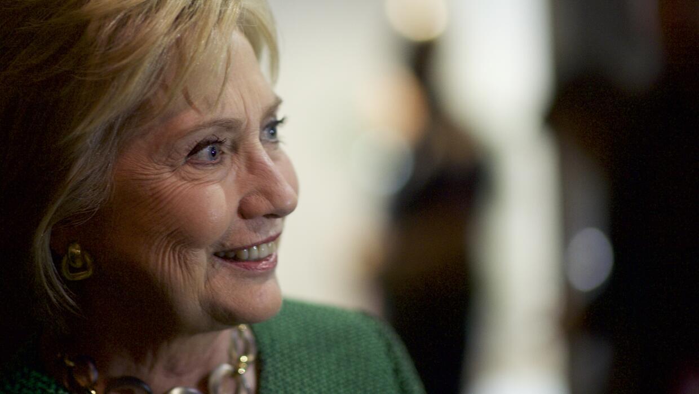Clinton recibirá el apoyo del Caucus Hispano  hillary.jpg