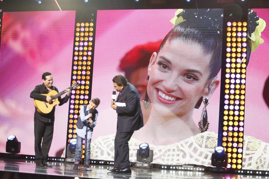 Natalia Jimenez en el Teletón USA