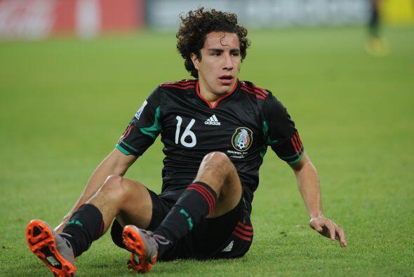 Luego del campeonato Mundial Sub-17 conseguido por México Efraín Juárez...