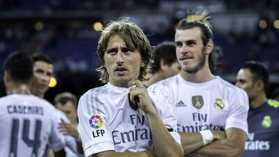 Luka Modric elogió a su amigo Gareth Bale