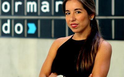 19. Katia Vega, peruana, profesora de diseño interactivo, Univers...