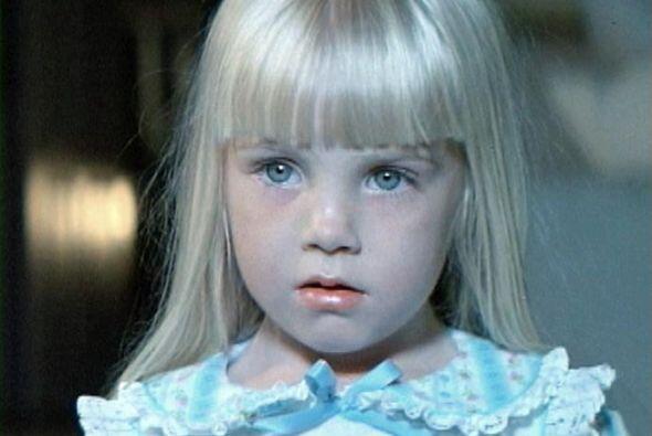 """Heather O'Rourke Esta adorable niña todos la recordamos por la saga de """"..."""