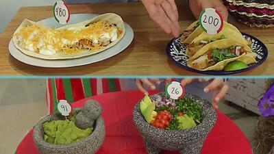 Celebra el Cinco de Mayo comiendo toda tu comida mexicana favorita, pero sin arruinar tu dieta