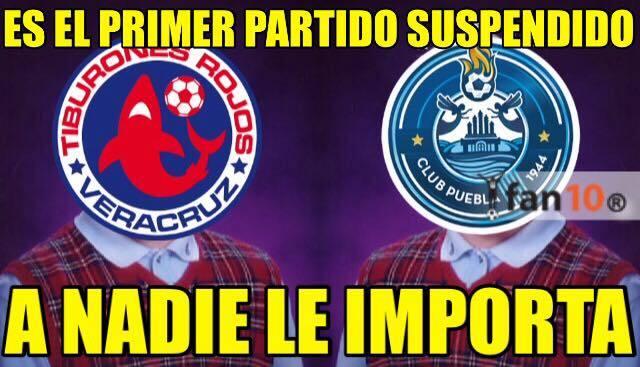 La Liga MX se suspendió... ¡Pero los memes no! 17202903_1349570665101094...