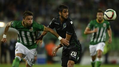 Sporting Lisboa derrota a domicilio a Rio Ave y comparte el liderato con Oporto