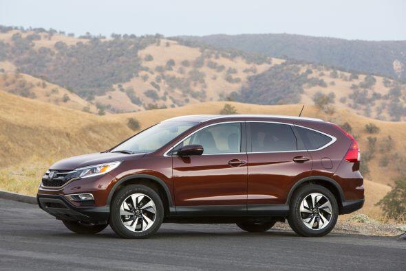6- Honda CR-V:Unidades vendidas: 29,452; Precio: $23.445 a $32.895; Con...
