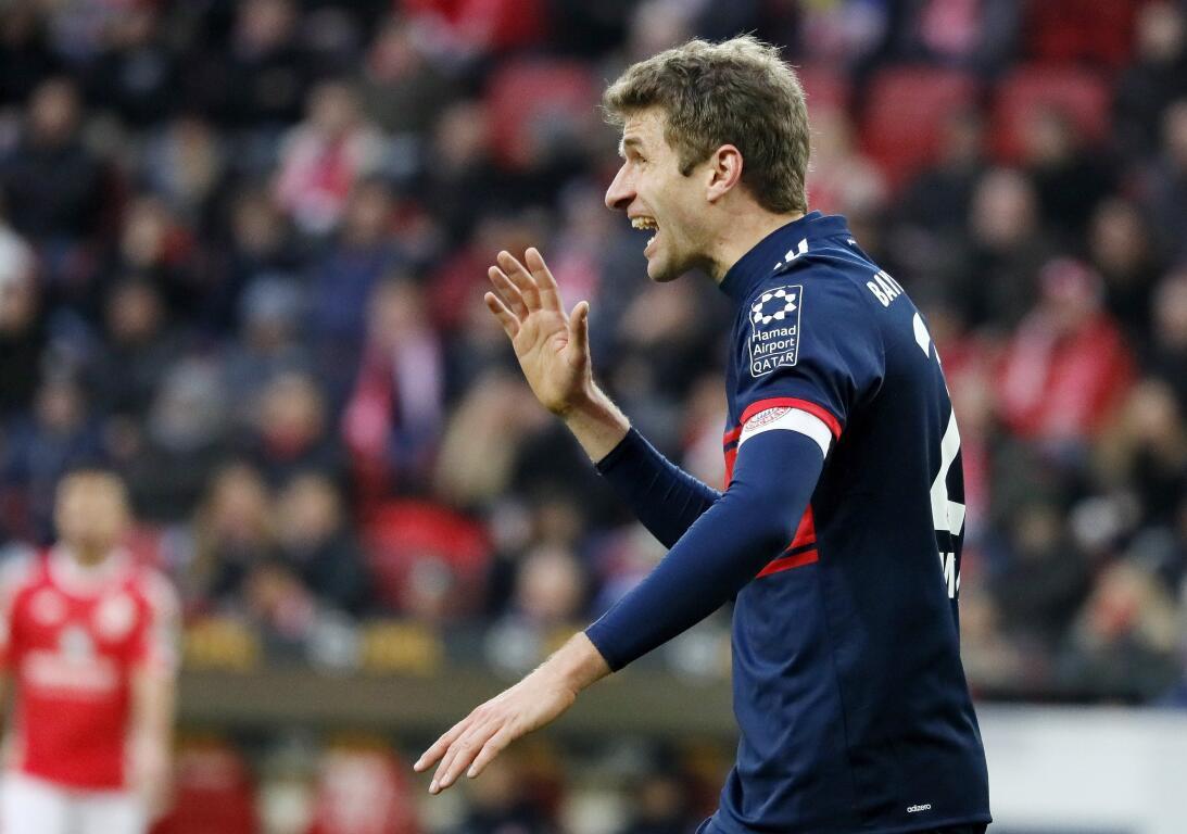 Con este triunfo, el Bayern llegó a 53 puntos en el liderato de la Bunde...