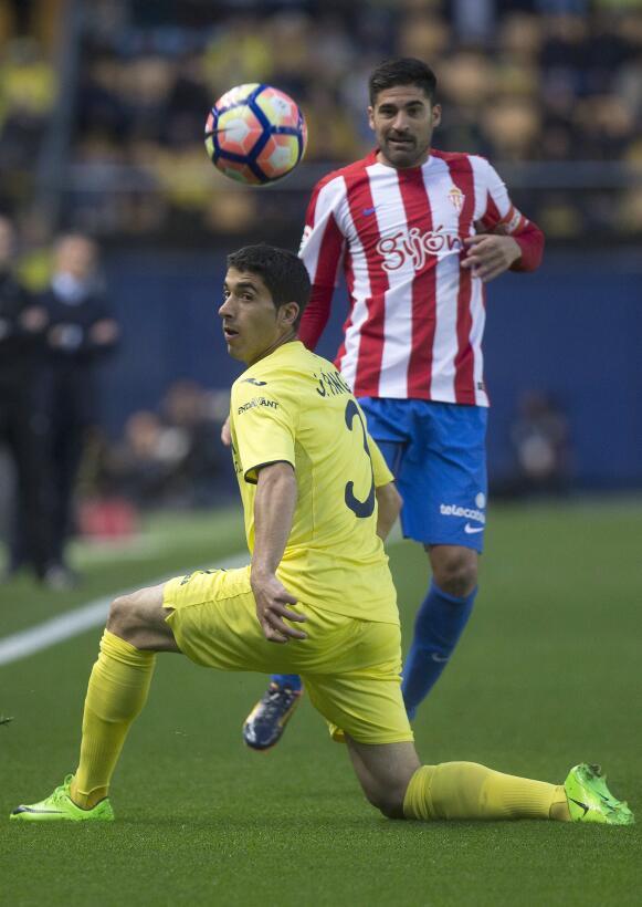 Villarreal le ganó al Sporting y Jona dos Santos puso asistencia 6362901...