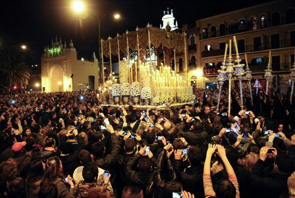 Su santuario es uno de los más concurridos durante los festejos.