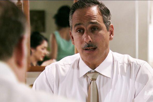 Rafael Trujillo le reclamó por su seriedad y lo siguió has...