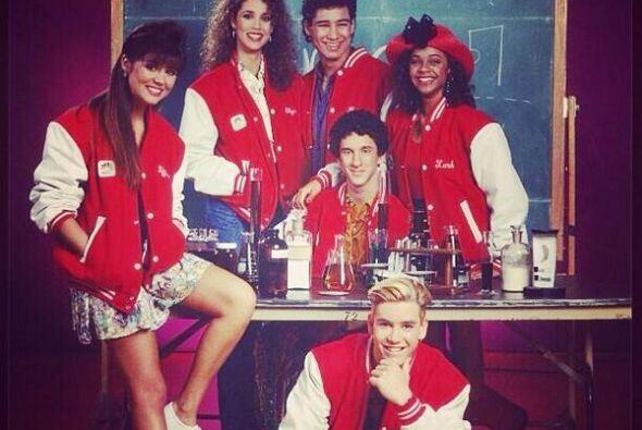 """""""Saved by the bell"""" comenzó en 1988 como otro programa completamente dif..."""