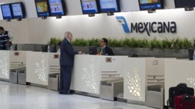 La aerolínea Mexicana reanudará operaciones comerciales, como venta de b...