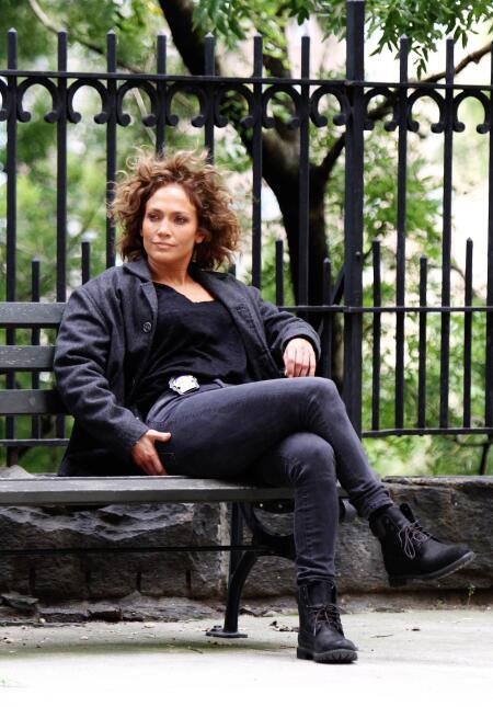 Al final, lo que importa es que Jennifer López le de el visto bueno y po...