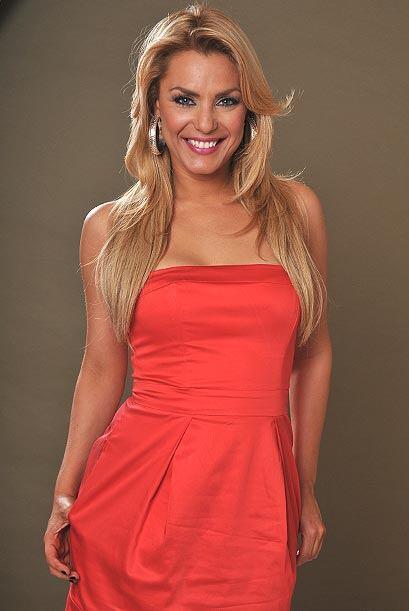 Rosina, la bella argentina es una especialista en despertar la pasión.