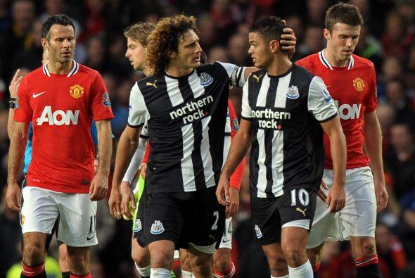 El visitante, Newcastle, festejó mientras los locales quedaron golpeados.