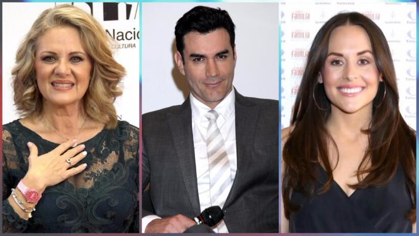Nombres reales de los actores de novela