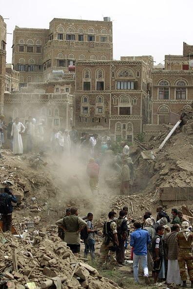 """La destrucción de ese enclave arquitectónico """"sólo conseguirá exacerbar..."""