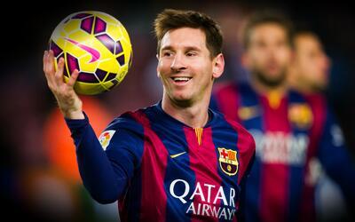 Lionel Messi, en la antesala de igualar el gran récord de Hugo Sánchez e...