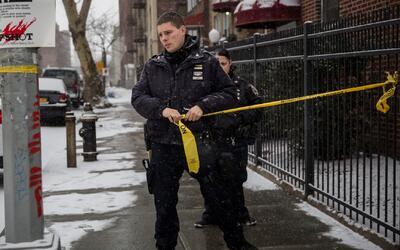 Autoridades buscan a los responsables de un tiroteo Woodbridge