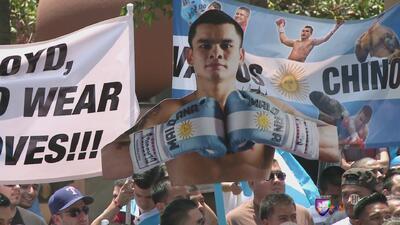 """Marcos 'Chino' Maidana: """"El 13 de septiembre será una gran pelea"""""""