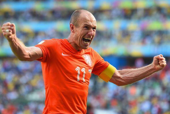 Otro de los factores que han afectado a la selección holandesa son las l...