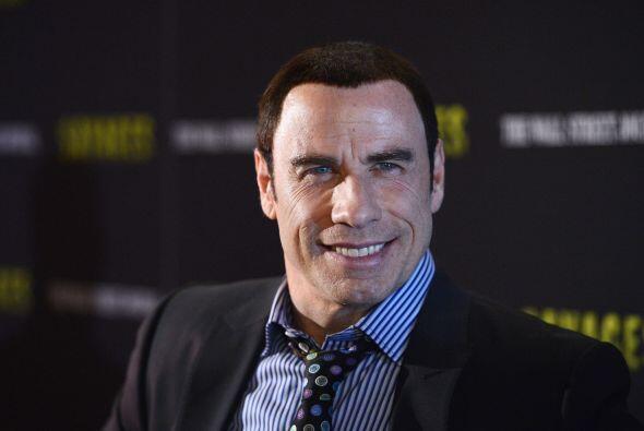El actor John Travolta fue de los primeros en publicar una historia infa...