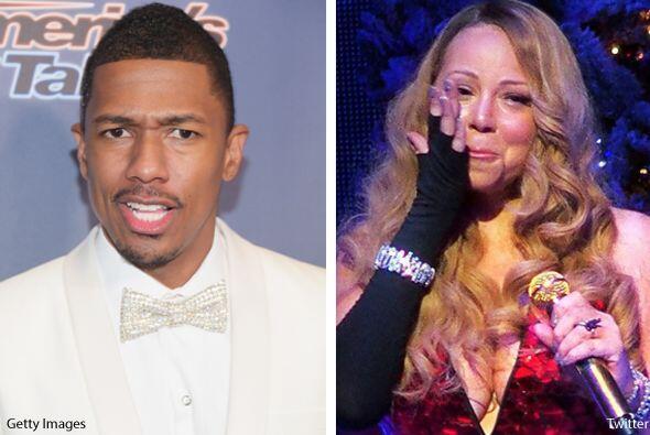 ¡Qué fuerte! Nick Cannon se le adelantó a Mariah Carey y le pidió el div...