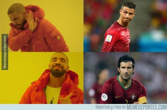 Cristiano Ronaldo falló un penal en la Eurocopa con Portugal y las burla...