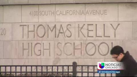 Secundaria Kelly es un Orgullo Chicago