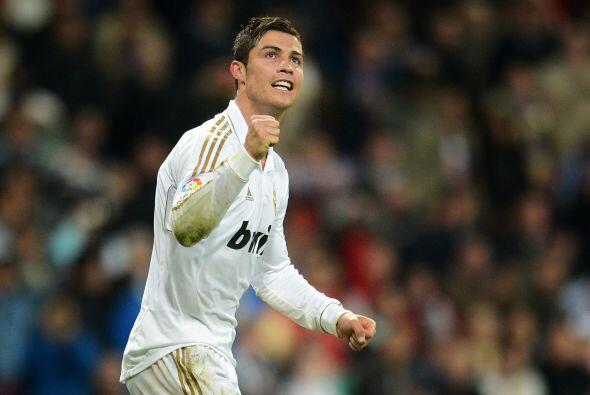 Cristiano está teniendo otra gran campaña con la playera madridista.
