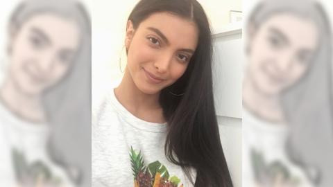 María Elena Dávila es la hija mayor de la conductora de Un...