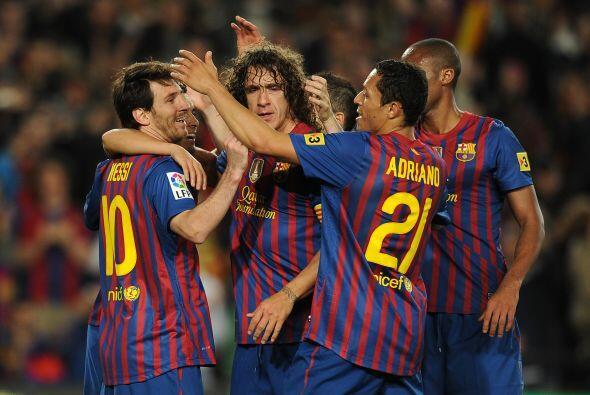 Messi y su 'Hat-Trick' hacían historia en un derbi que tiene la particul...