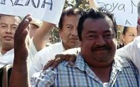 Leobardo Vásquez Atzin, periodista asesinado en Veracruz.