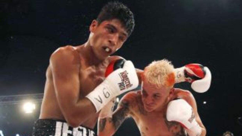 Jesús Silvestre no pudo coronarse campeón mundial (Foto: Twitter).